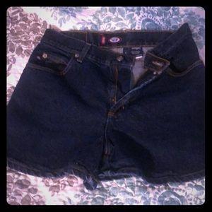 NWOT Vintage Bongo Jean Shorts